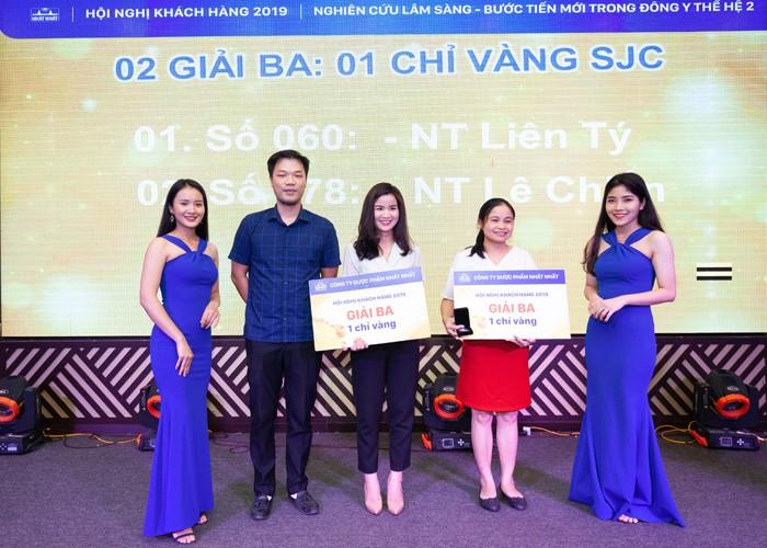 Bùng nổ chuỗi Hội nghị khách hàng Nhất Nhất 2019 tại miền Trung