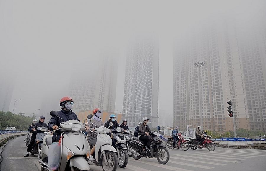 Ô nhiễm không khí - Chúng ta có vô can?