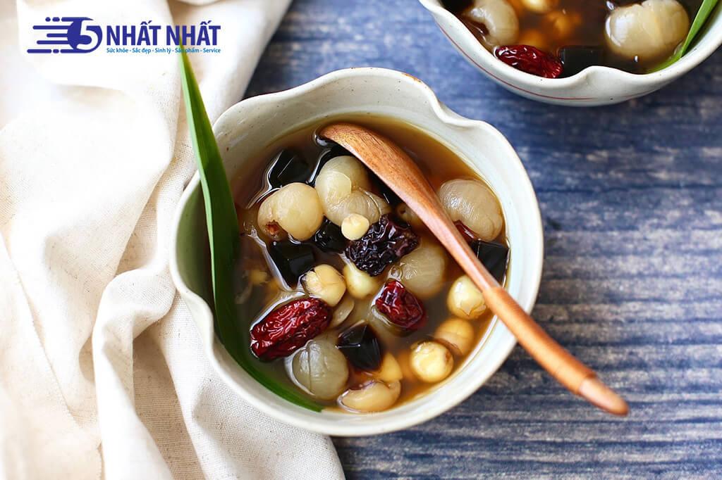 che-hat-sen-tao-do-long-nhan-chua-mat-ngu