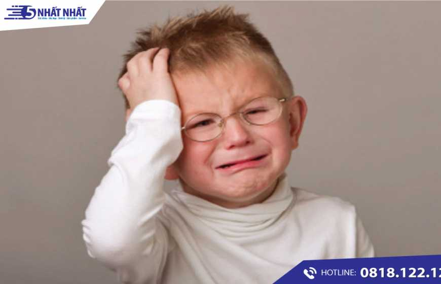 Bệnh đau đầu ở trẻ nhỏ - Bậc cha mẹ chớ nên chủ quan!