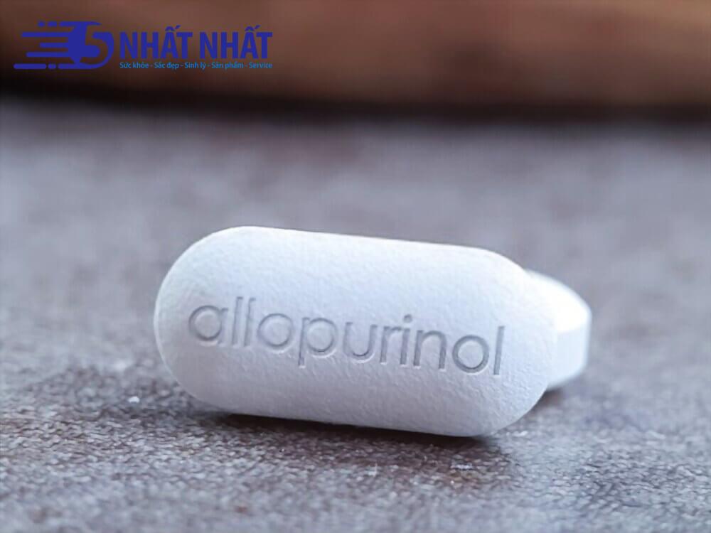 thuoc-giam-nong-do-axit-uric-Allopurinol