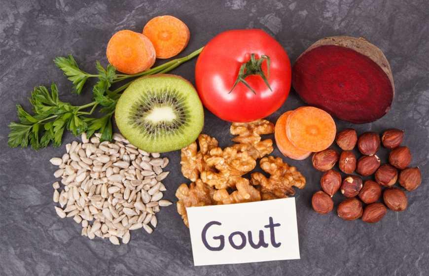 Người bị gút kiêng ăn gì? Thực phẩm nào tốt cho người mắc gút?