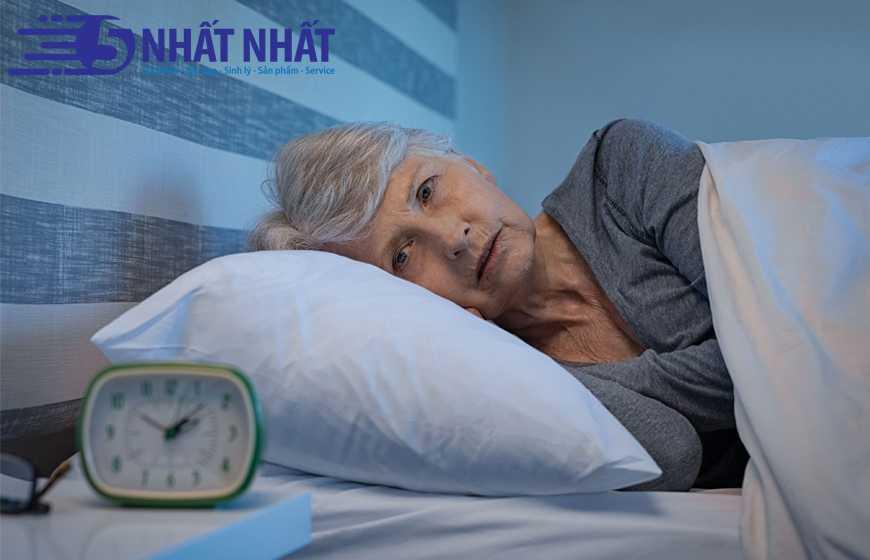 Chữa dứt điểm mất ngủ, rối loạn giấc ngủ ở người già