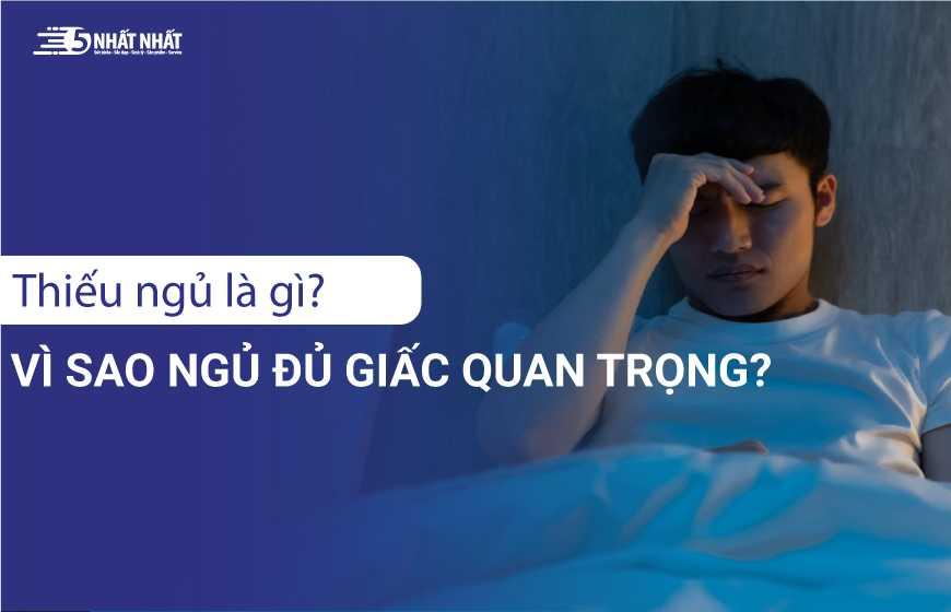 Thiếu ngủ là gì? Ngủ không đủ giấc có thể khiến cơ thể chịu tổn thương như thế nào?