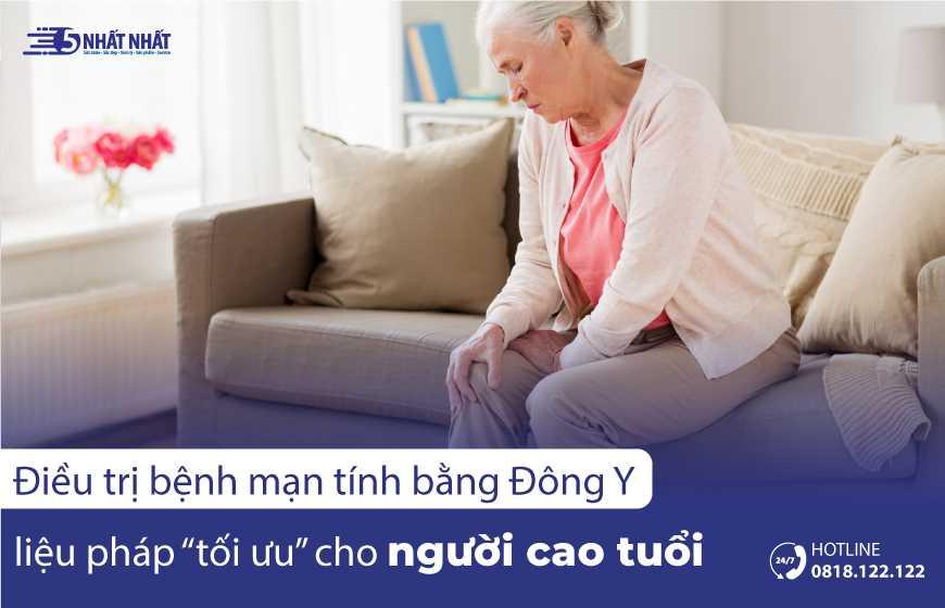 Điều trị bệnh mạn tính bằng Đông y - Liệu pháp tối ưu cho người cao tuổi